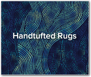 Handtufted Rugs Button