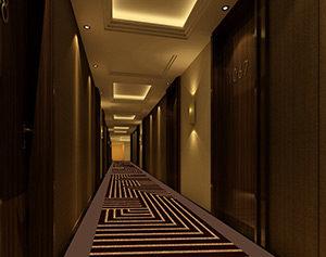 Iroquois Hotel corridor
