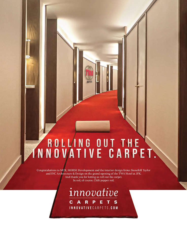 TWA Ad - Hotel Business Magazine